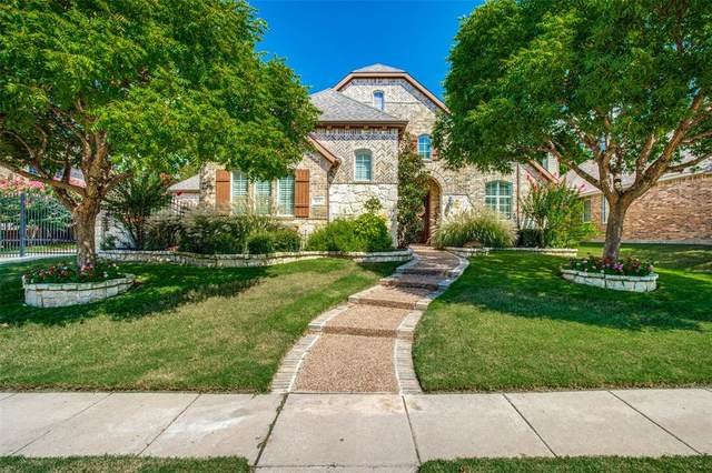 891 Willowgate Drive, Prosper, TX 75078 (MLS #14670077) :: Russell Realty Group
