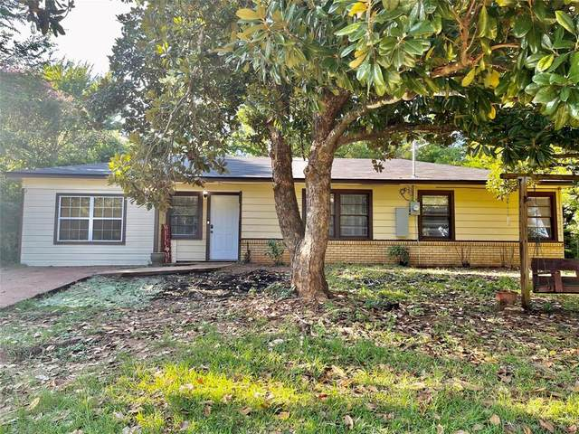 107 Cedarview, Palestine, TX 75803 (MLS #14670078) :: The Good Home Team