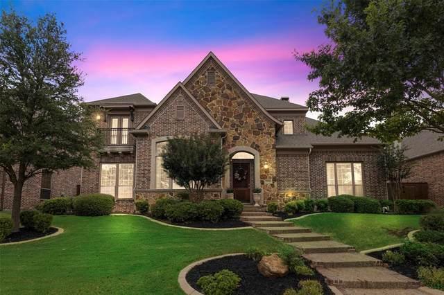 12244 Ashaway Lane, Frisco, TX 75035 (MLS #14670081) :: Lisa Birdsong Group | Compass