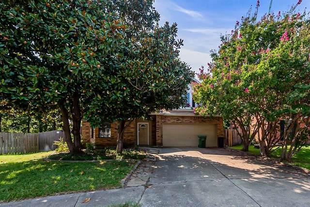 1531 Brookwood Drive, Grapevine, TX 76051 (MLS #14670087) :: The Rhodes Team