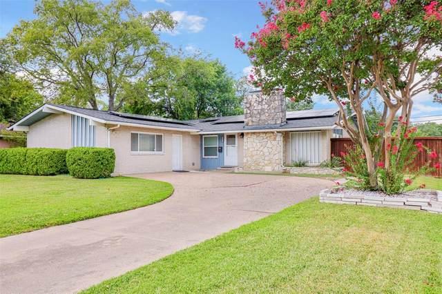 3481 High Vista Drive, Dallas, TX 75234 (MLS #14670093) :: Real Estate By Design