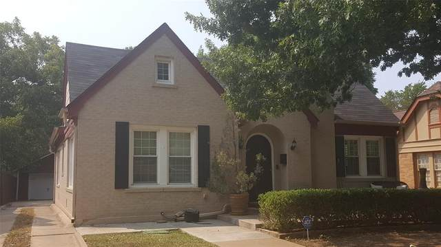 2736 Willing Avenue, Fort Worth, TX 76110 (MLS #14670101) :: Real Estate By Design