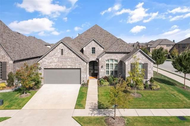 2100 Georgetown Boulevard, Prosper, TX 75078 (MLS #14670111) :: Real Estate By Design