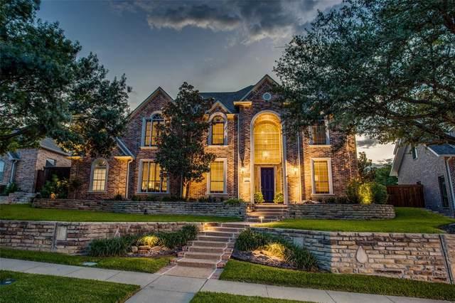 3605 Blackwood Court, Richardson, TX 75082 (MLS #14670112) :: RE/MAX Landmark