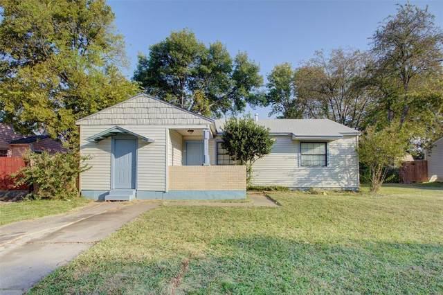 1819 Edna Street, Arlington, TX 76010 (MLS #14670113) :: The Star Team | Rogers Healy and Associates