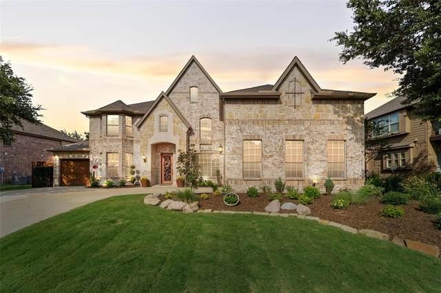 711 Buffalo Springs Drive, Prosper, TX 75078 (MLS #14670127) :: Real Estate By Design