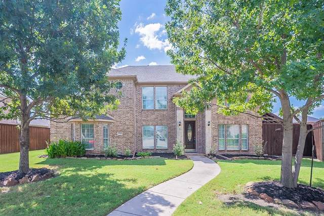 13203 Bodega Trail, Frisco, TX 75035 (MLS #14670144) :: All Cities USA Realty