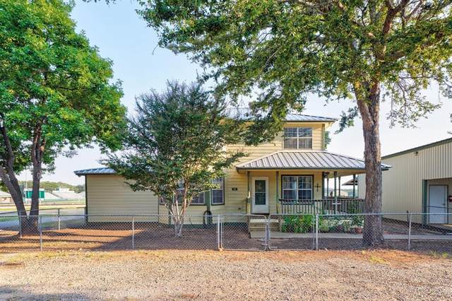 50 Pecan Street, Santo, TX 76472 (MLS #14670149) :: Front Real Estate Co.