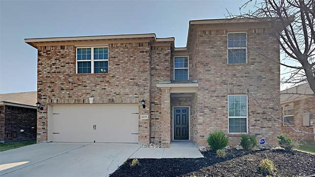 6233 Verdon Gorge Drive, Fort Worth, TX 76179 (MLS #14670165) :: All Cities USA Realty
