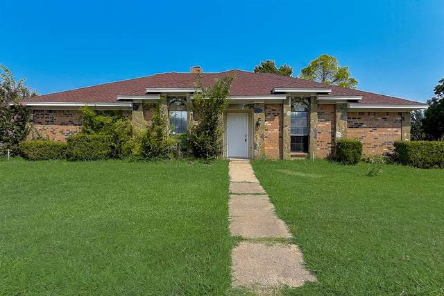 2103 El Dorado Way, Carrollton, TX 75006 (MLS #14670185) :: Real Estate By Design