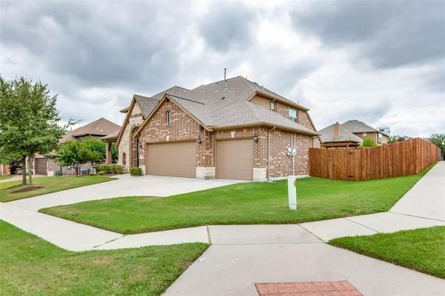 1420 Brush Creek Road, Prosper, TX 75078 (MLS #14670189) :: Jones-Papadopoulos & Co