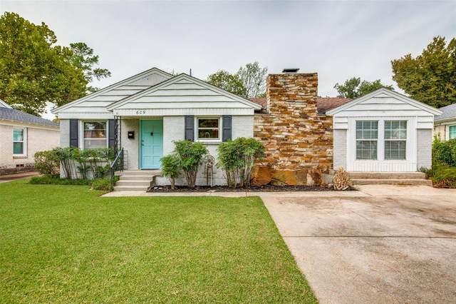 609 Brookhurst Drive, Dallas, TX 75218 (MLS #14670192) :: Robbins Real Estate Group