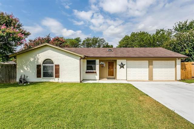 7605 Terry Drive, North Richland Hills, TX 76180 (MLS #14670202) :: Real Estate By Design