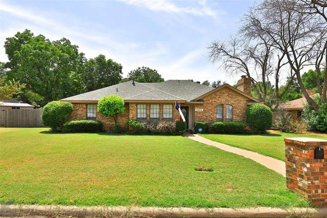 2965 Chimney Rock Road, Abilene, TX 79606 (MLS #14670205) :: Real Estate By Design