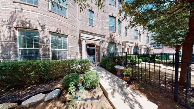 2500 Rockbrook Drive #64, Lewisville, TX 75067 (MLS #14670206) :: Real Estate By Design