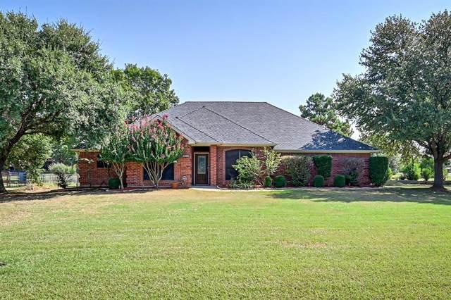 2633 Castle Road, Burleson, TX 76028 (MLS #14670220) :: Real Estate By Design