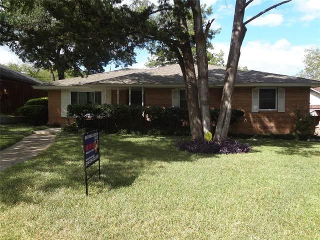 1015 Medalist Drive, Dallas, TX 75232 (MLS #14670227) :: Real Estate By Design