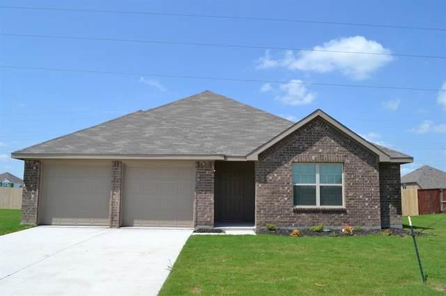 126 Pinto Drive, Waxahachie, TX 75165 (MLS #14670232) :: The Juli Black Team