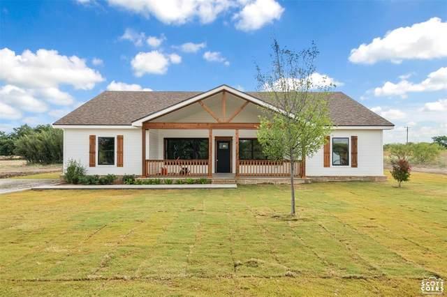 2520 Indian Creek, Brownwood, TX 76801 (MLS #14670235) :: Frankie Arthur Real Estate