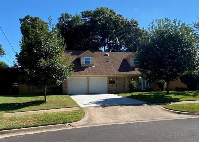 1705 Crooks Court, Grand Prairie, TX 75051 (MLS #14670251) :: The Rhodes Team