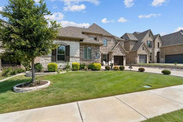 1818 Steeplechase Court, Allen, TX 75002 (MLS #14670260) :: Craig Properties Group
