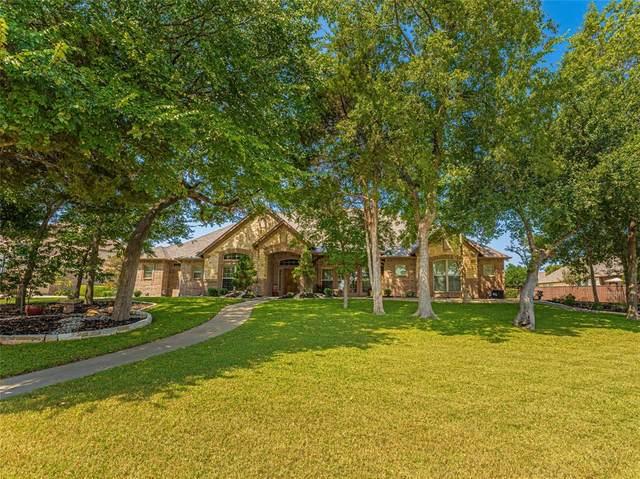 226 Williamsburg Lane, Ovilla, TX 75154 (MLS #14670271) :: Lisa Birdsong Group   Compass