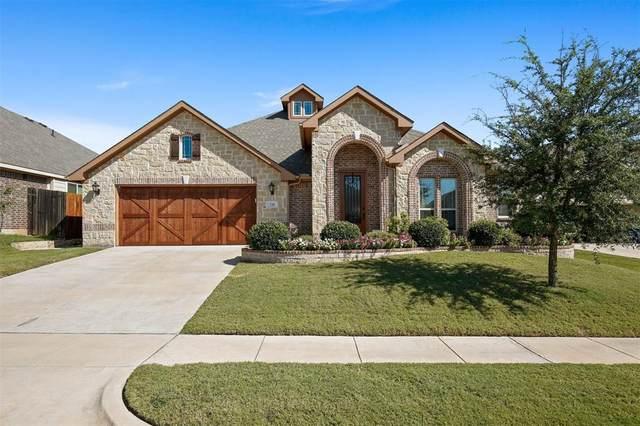 729 Paintbrush Court, Aledo, TX 76008 (MLS #14670273) :: VIVO Realty