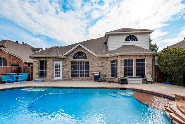 9006 Lochgreen Lane, Rowlett, TX 75089 (MLS #14670275) :: VIVO Realty