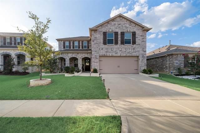 2735 Ryder Lane, Aubrey, TX 76227 (MLS #14670301) :: Lisa Birdsong Group | Compass