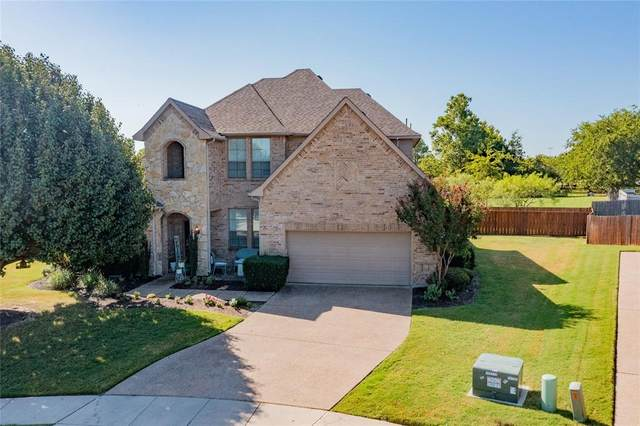 135 Crooked Cove, Argyle, TX 76226 (MLS #14670303) :: All Cities USA Realty