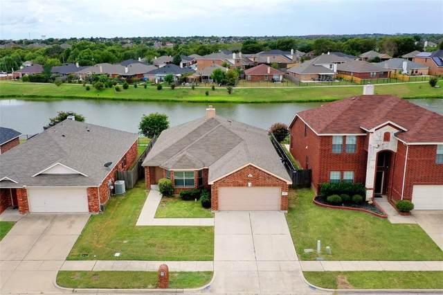 7406 Lake Front Trail, Arlington, TX 76002 (MLS #14670323) :: Lisa Birdsong Group   Compass