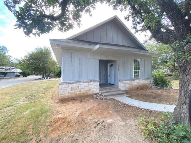 101 Mechanic Street, Cleburne, TX 76031 (MLS #14670326) :: Maegan Brest | Keller Williams Realty