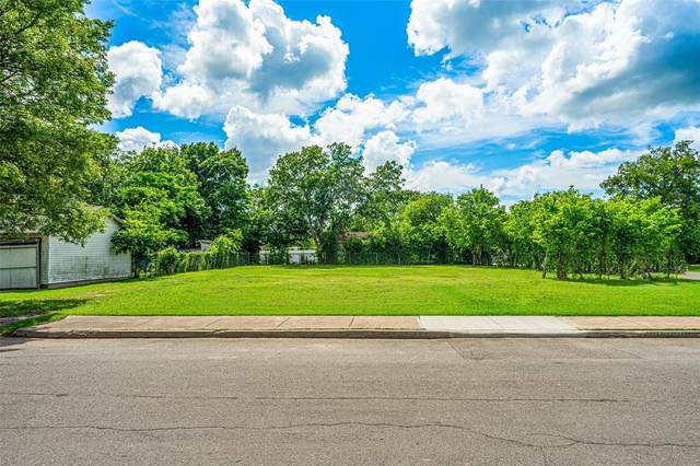 1707 Montclair Avenue, Dallas, TX 75208 (MLS #14670356) :: The Juli Black Team