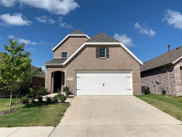 2763 Pease Drive, Forney, TX 75126 (MLS #14670368) :: Craig Properties Group