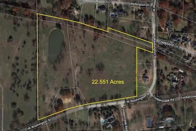 3071 W Washington Street, Sherman, TX 75092 (#14670375) :: Homes By Lainie Real Estate Group