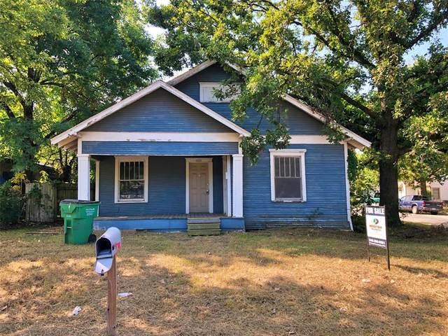 1002 Truelove Street, Gainesville, TX 76240 (MLS #14670381) :: Real Estate By Design