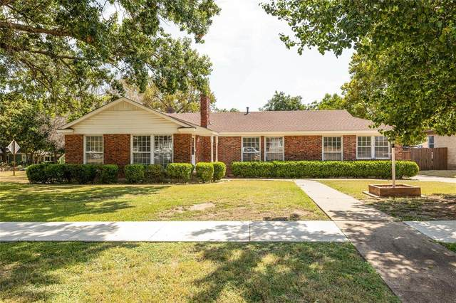 3324 Meadowbrook Drive, Fort Worth, TX 76103 (MLS #14670383) :: Real Estate By Design