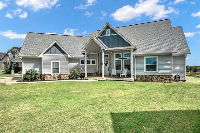 48 Wisteria Place, Pottsboro, TX 75076 (MLS #14670397) :: Front Real Estate Co.