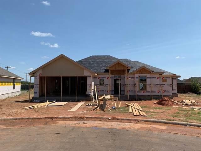 3409 Seymour Court, Abilene, TX 79606 (MLS #14670399) :: Real Estate By Design