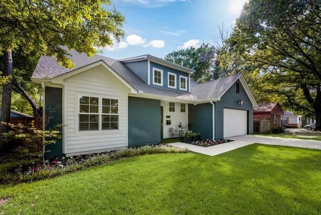 3714 Van Ness Lane, Dallas, TX 75220 (MLS #14670401) :: Real Estate By Design