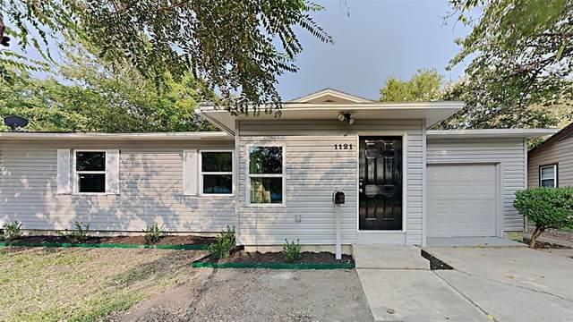 1121 Rancho Drive, Mesquite, TX 75149 (MLS #14670410) :: Craig Properties Group