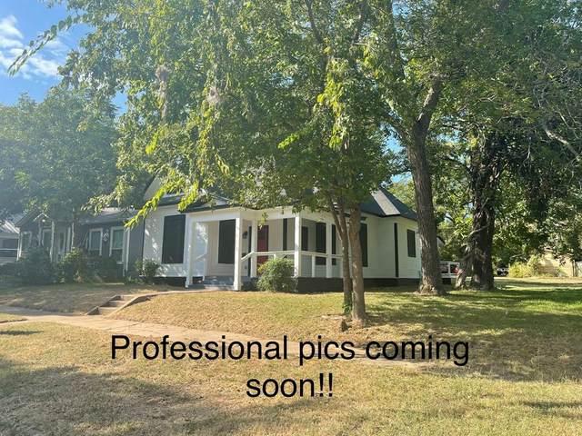 1015 W Chestnut Street, Denison, TX 75020 (MLS #14670417) :: VIVO Realty