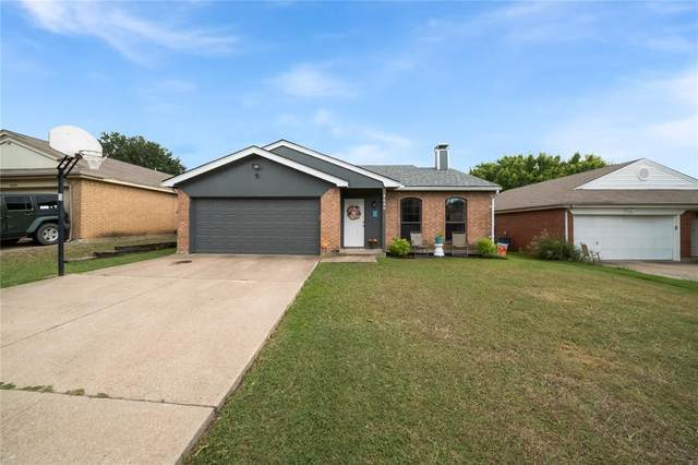 4640 Goldrock Drive, Fort Worth, TX 76137 (MLS #14670419) :: Real Estate By Design
