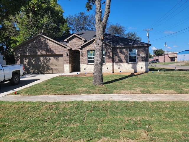200 S Monroe Street, Kaufman, TX 75142 (#14670443) :: Homes By Lainie Real Estate Group