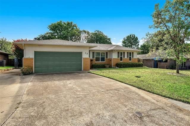 13 Haven Circle, Denison, TX 75020 (MLS #14670448) :: Real Estate By Design
