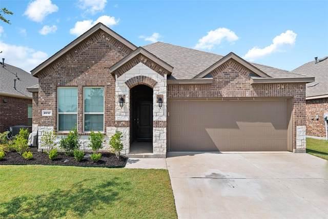 2717 Ainsworth Road, Aubrey, TX 76227 (MLS #14670459) :: Real Estate By Design