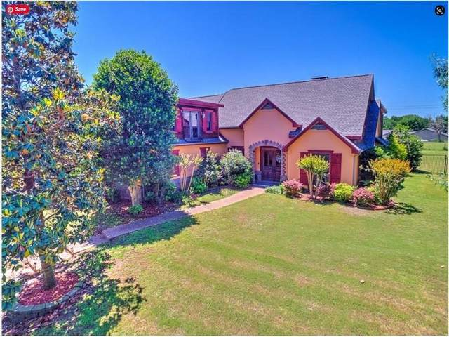 204 Covey Lane, Mckinney, TX 75071 (MLS #14670467) :: All Cities USA Realty