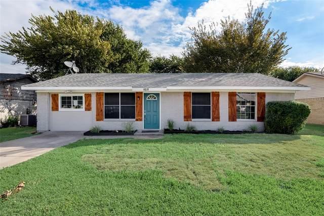 408 Cedar Street, Wilmer, TX 75172 (MLS #14670469) :: Maegan Brest | Keller Williams Realty