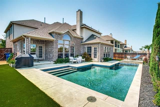 3732 Caruth Lane, Frisco, TX 75034 (MLS #14670470) :: Robbins Real Estate Group