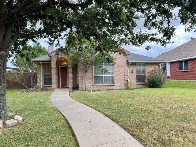 1411 Di Orio Drive, Lewisville, TX 75067 (MLS #14670488) :: Real Estate By Design